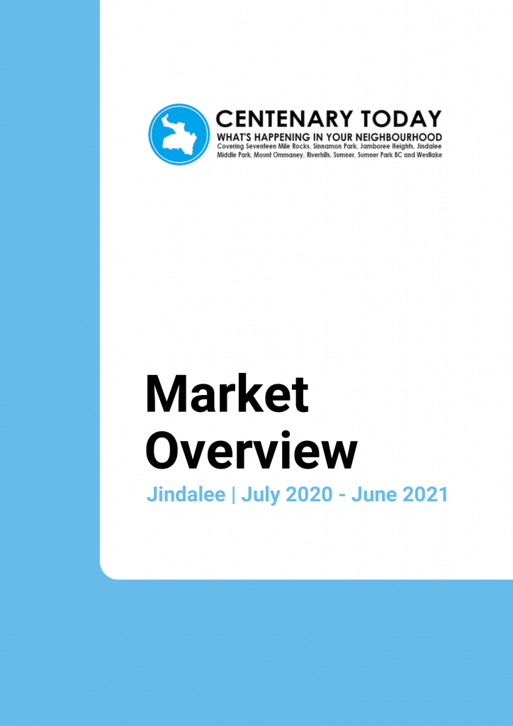 Jindalee property update 1